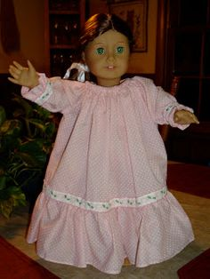Ideas for Making Your Own 18-inch Doll Clothes