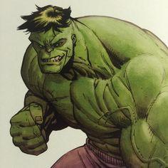 Hulk by Ryan Ottley