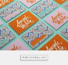 Amanda Mohlin Stuart Personal Branding | Fivestar Branding – Design and Branding Agency & Inspiration Gallery