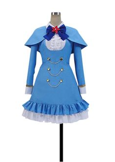 Dreamcosplay Tantei Opera Milky Holmes Cordelia Glauca Outfits Cosplay Costume * Want additional info? Click on the image.