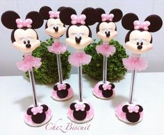 Minnie Rosa Pens in Biscuit at