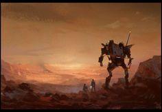 Mars by *Hideyoshi on deviantART