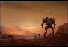 Mars by Hideyoshi.deviantart.com on @deviantART