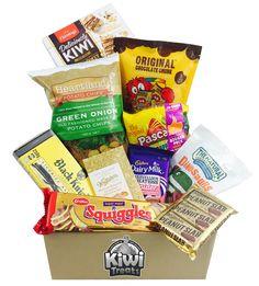 November 2017 Kiwi Treats Box