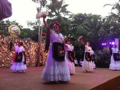 """X-KEBAN COLEEL (LA MUJER PECADORA)"" BALLET TUMBEN HUHUB DE CHUNHUHUB #FestivalVidayMurete #Xcaret"
