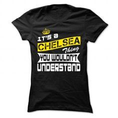 I Love Chelsea Thing- Cool T-Shirt !!! T-Shirts