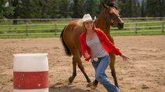 Amber Marshall as Amy Fleming on Heartland! Heartland Season 7, Heartland Tv Show, Heartland Characters, Rodeo Events, Grey Cup, Ty And Amy, Rodeo Life, Amber Marshall, Tv Show Quotes