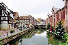 COLMAR - Marché de NOEL - ALSACE - Paysages de notre Belle France par Guy Peinturier