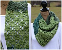 The Vintage Bloom Scarf: FREE crochet pattern - ELK Studio - Handcrafted Crochet Designs