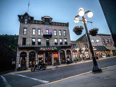 The Bullock Hotel in Deadwood where Seth Bullock's spirit still remains today.