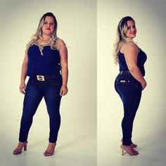 Moda maior! Também tem! Na Megabraz tem tudo#modamaior #denim #via7 #megabraz #jeans #preçobom #preçobaixo #melhorlojadacidade
