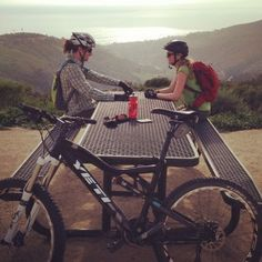 Was That Just a Bike Ride '' Or a Date?
