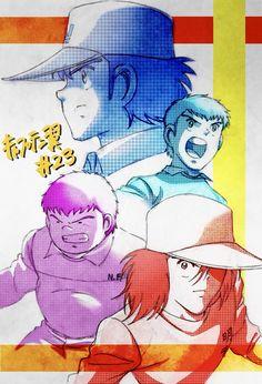 Captain Tsubasa, Dragon Ball, Good Soccer Players, Star Wars, Old Anime, Final Fantasy Vii, Video Game, Toms, Animation