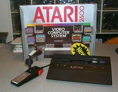The Atari 2600 jr. Great Memories, Childhood Memories, More Games, Game 1, Funny Games, Get One, Arcade Games, Consoles, Videogames