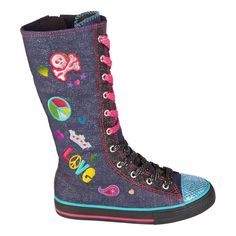 Bongo Sparkle Canvas Tall Boot Loretta navy girls kids size 3, 5 NEW  24.99 http://www.ebay.com/itm/Bongo-Sparkle-Canvas-Tall-Boot-Loretta-navy-girls-kids-size-3-5-NEW-/261465190558?pt=US_Childrens_Shoes&var=&hash=item82772ff14a