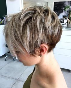 Awesome Short Haircut For Women Style Ideas - Page 53 of 54 - Lead Hairstyle. Awesome Short Haircut For Women Style Ideas - Page 53 of 54 - Lead Hairstyle. Awesome Short Haircut For Women Style Ideas - Page 53 of 54 - Lead Hairstyles Short Pixie Haircuts, Short Hairstyles For Women, Cool Hairstyles, Hairstyle Ideas, Hair Ideas, Layered Hairstyles, Short Hair Cuts For Women Pixie, Short Pixie Bob, Pixie Haircut For Thick Hair