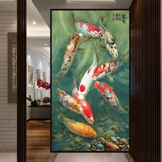 Online Shop Diamond embroidery diamond mosaic beautiful fish picture needlework diamond painting embroidery cross hobbies and crafts gift 3d Painting, Stone Painting, Hobbies And Crafts, Arts And Crafts, Diy 3d, Pattern Pictures, Beautiful Fish, 5d Diamond Painting, Cross Paintings
