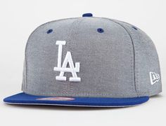 64f65888f04 Click Image Above To Buy  New Era Oxcrown Dodgers Mens Strapback Hat