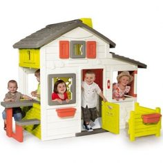 HOUSE FRIENDS HOUSE | SMOBY | Toy EurekaKids $343.82