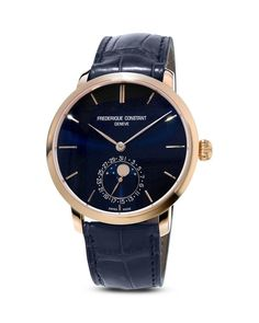 Frederique Constant Manufacture Slimline Moonphase Americas Exclusive, 42mm