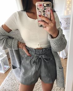 Best Outfits Part 15 Spring Outfits, Trendy Outfits, Cute Outfits, Spring Ootd, Girl Fashion, Fashion Outfits, Womens Fashion, Fashion Trends, 90s Fashion