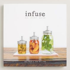 Infuse Oil Spirit and Water Recipe Book Affiliate  Link