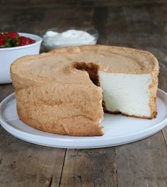 Gluten Free Angel Food Cake - Great gluten free recipes for every occasion.