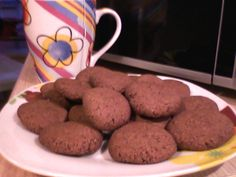 Frollini di saraceno al cacao – Vegan blog – Ricette Vegan – Vegane – Cruelty Free