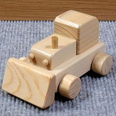Check Out These Tips About Wooden Toy plans Woodworking is both a valuable trade and an artistic skill. Wooden Toy Trucks, Wooden Car, Wooden Train, Wood Kids Toys, Wood Toys Plans, Woodworking For Kids, Woodworking Toys, Wood Games, Handmade Wooden Toys