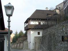 Slovakia, Trenčín - Executioners house