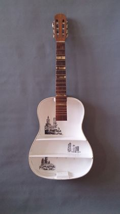 Półka Gitara City od Re-inkarnacja