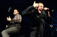 Mike & Chester