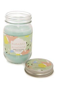 Primark - Sugared Almonds Jar Candle