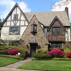 traditional exterior by AGC Masonry, Inc