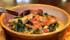 Sandra's Springtime Bacon Red Potato and Kale Soup Recipe...Yummers!