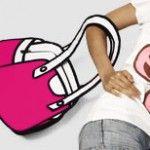Cartoon handbag - jump from paper Jump From Paper, So Creative, Geek Chic, Brain, Fashion Beauty, Dating, Handbags, Cartoon, Purses