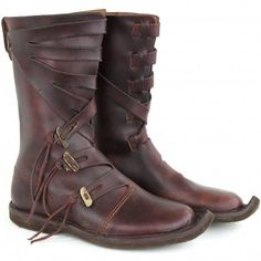 Viking high boots Huskarl | Outfit4Events