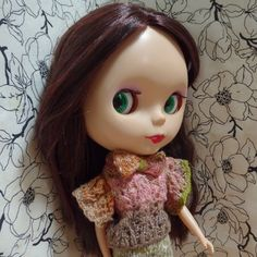 Lace Ladylike Blouse - 1930s inspired - hand knitted for your BlytheStar by BlytheStar on Etsy