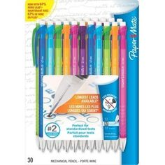 Walgreens: Free Paper Mate Mechanical Pencils