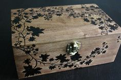 pyrography - Love this pattern