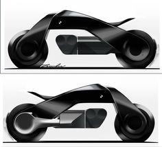 BMWが描く二輪の未来、ヘルメットなしでも走れる人工知能を搭載したバイク | TechCrunch Japan