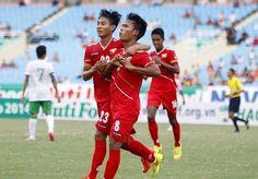 U19 Myanmar giành vé dự FIFA U20 World cup