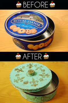 Decorated Box for Decorated Cookies | Home Décor