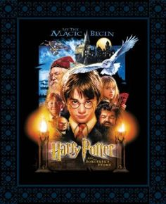 Your movie room décor won't be complete without the Trends International Harry Potter Sorcerers Stone Movie Framed Poster . This officially-licensed. Harry Potter Stoff, Harry Potter Fabric, Harry Potter Poster, Poster Shop, Poster Prints, Poster Wall, Hermione, Wood Wall Art, Canvas Wall Art