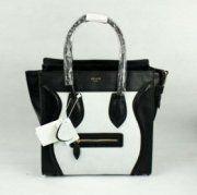 Celine Boston Black Leather Bags