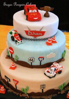 Lightning Mcqueen Cake Dorty Cars Mc Queen Burak Pinterest