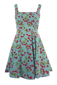 Miss Cherry Dress