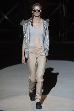 Wanda Nylon Ready To Wear Spring Summer 2016 Paris - NOWFASHION