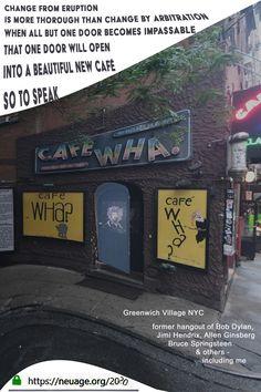 University Of South Australia, News Cafe, Digital Text, Greenwich Village, Text Design, Australian Artists, Bob Dylan, Jimi Hendrix, Texts