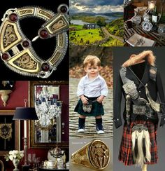 #Great Britain, #Scottish, #Irish twist Victorian #English #tartan cottage fashion love black #manor #kilt #kiltpin #scotland #alba #interior #thistle #lovely #jacobites. www.ouwbollig.eu